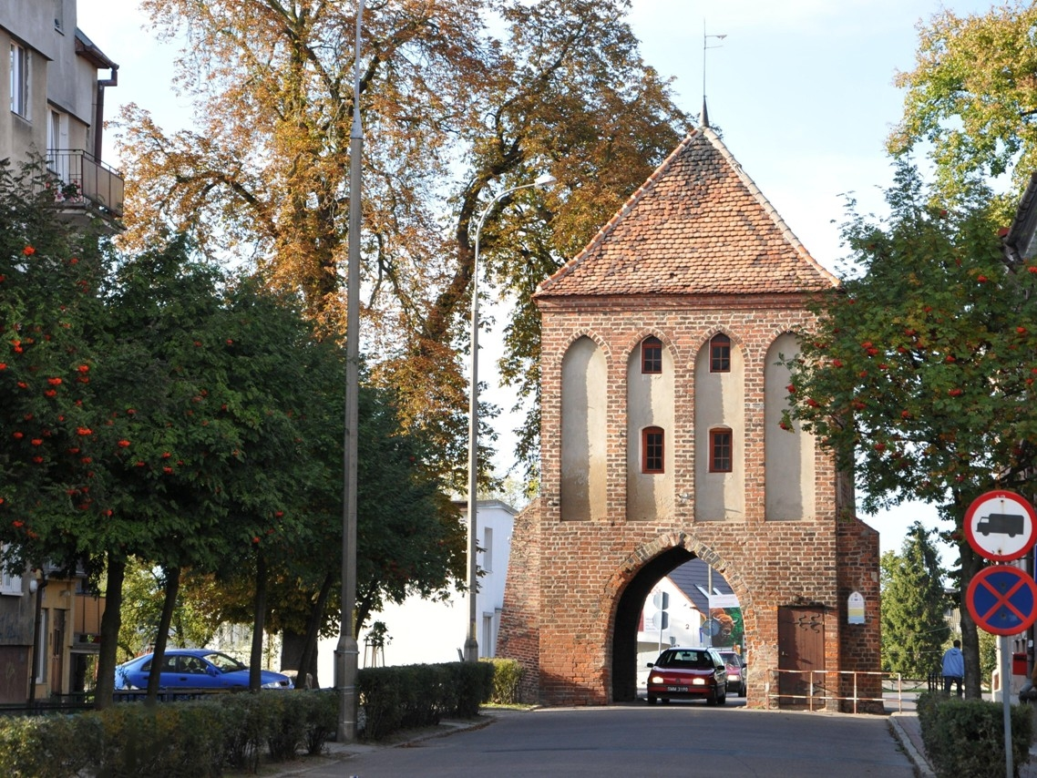 Brama Pyrzycka, Myślibórz