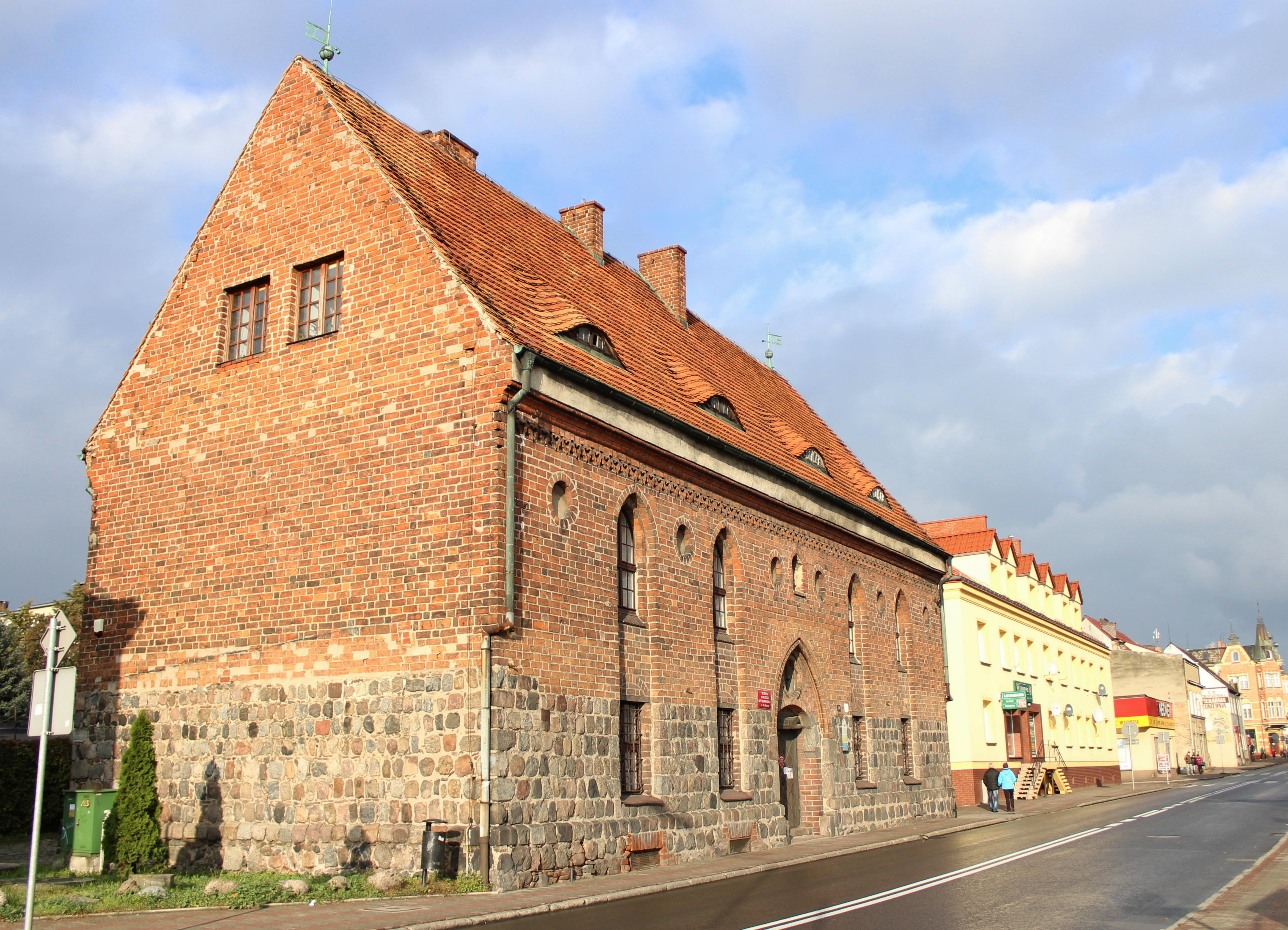 Hl.-Geist-Kapelle, Myślibórz (Soldin)