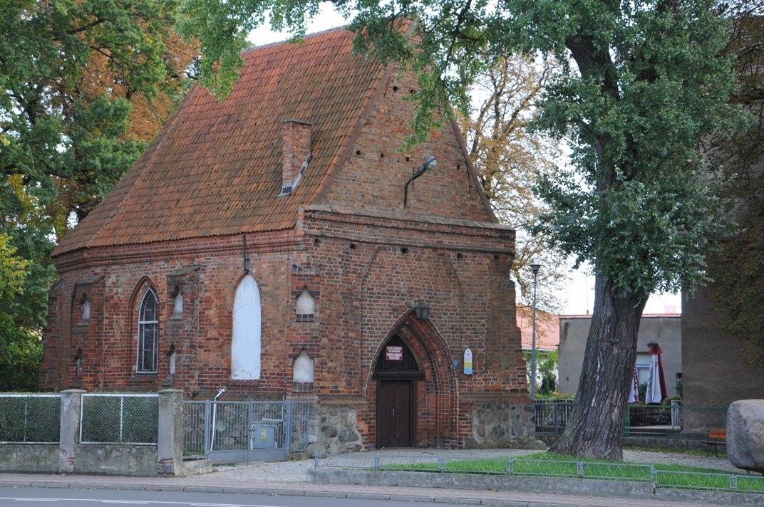 Kaplica pw. św. Gertrudy, Myślibórz
