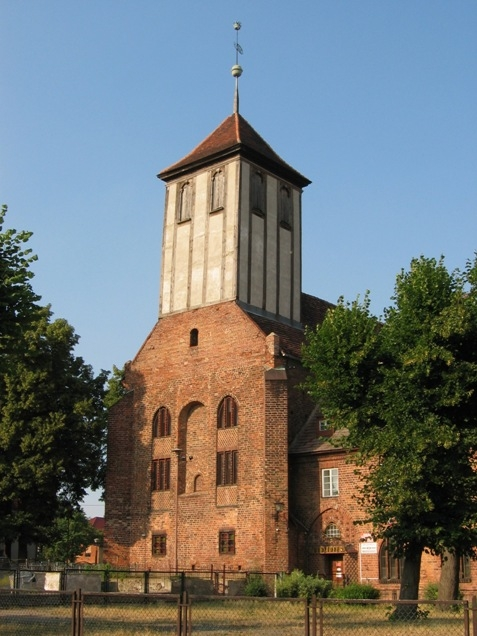 Dominican monastery, Myślibórz