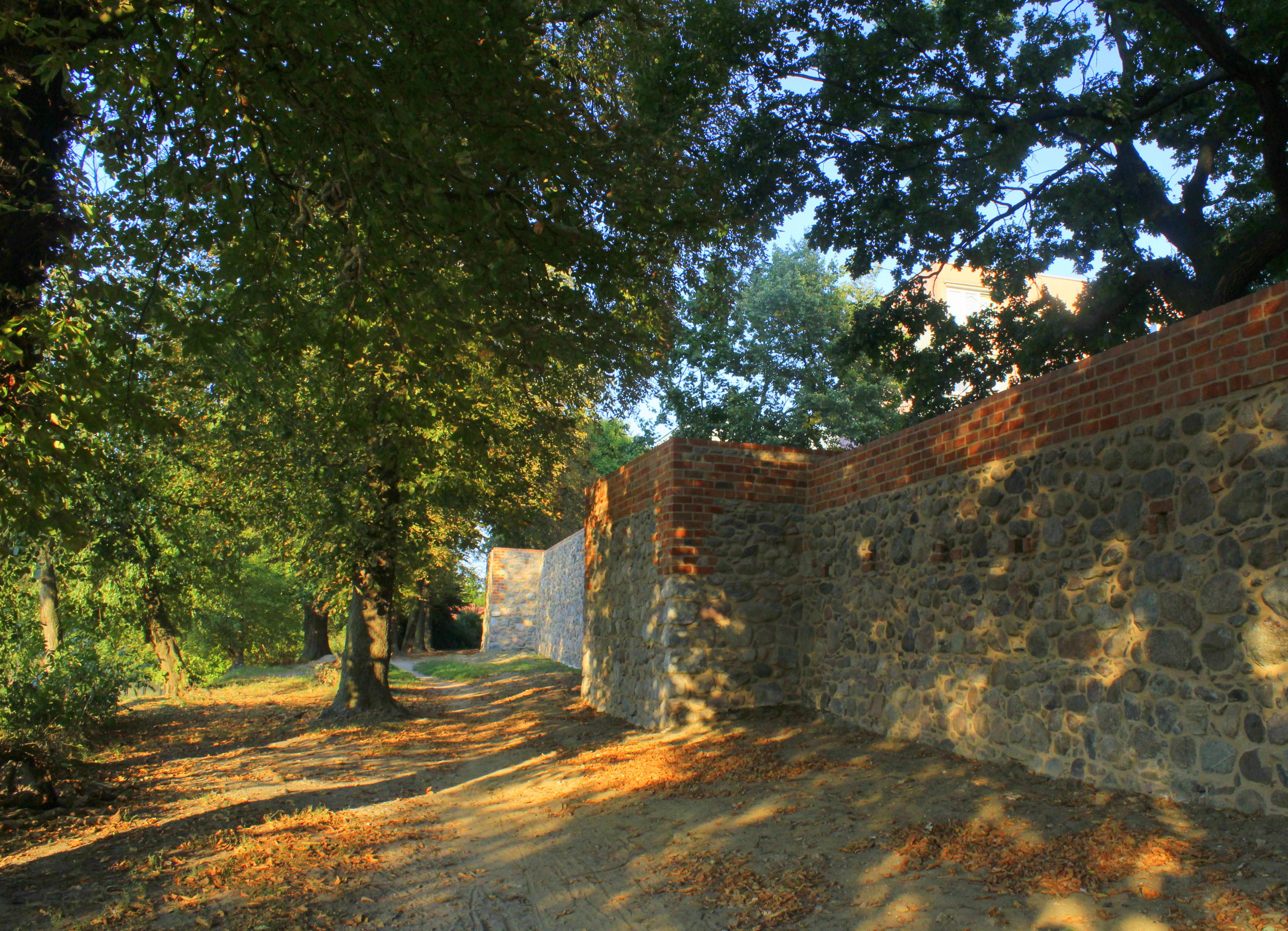 Stadtmauer, Myślibórz (Soldin)