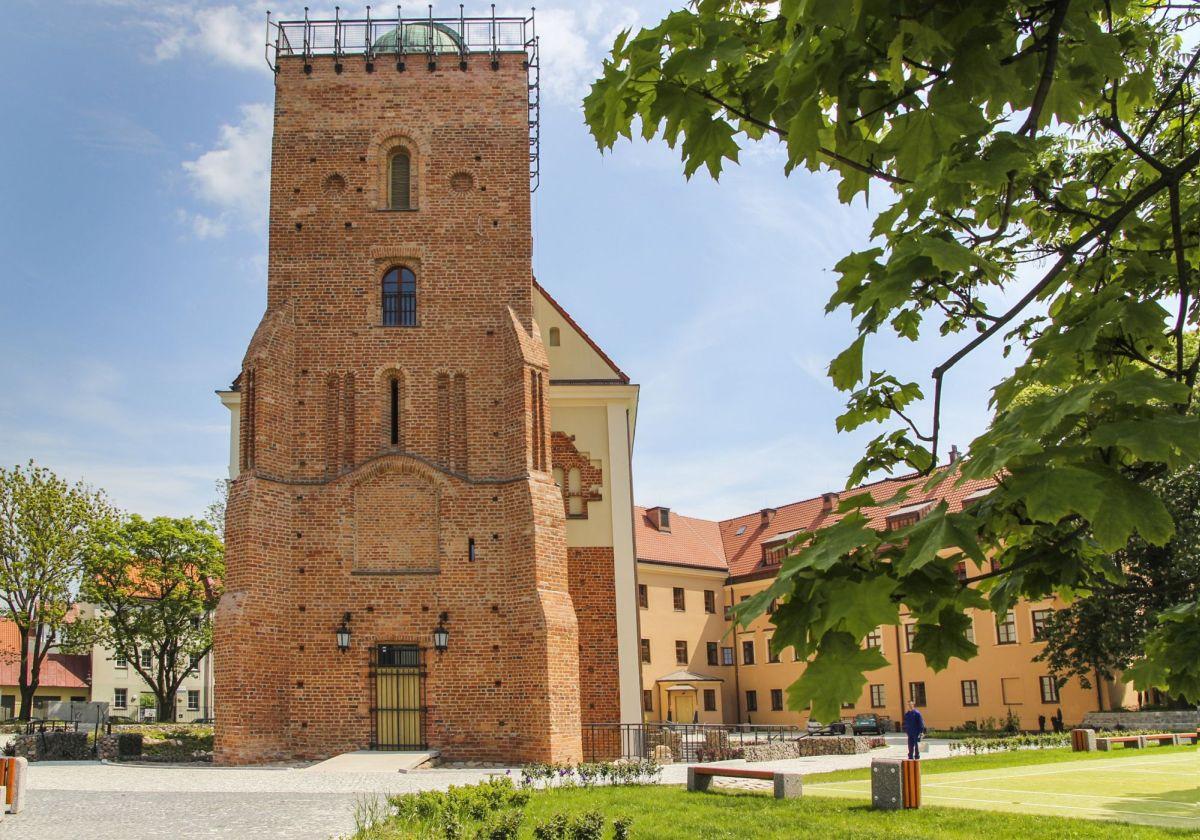 Stiftskirche St. Michael, Płock